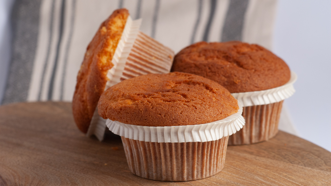 Muffin classico senza glutine LuisAnna gluten free