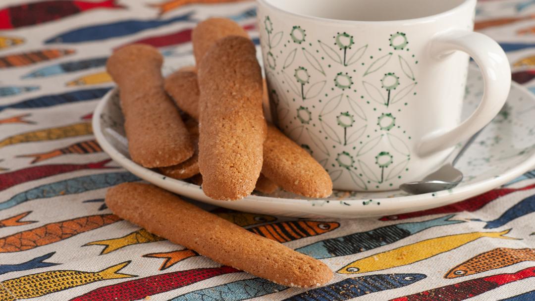 I biscotti del mattino senza glutine LuisAnna gluten free