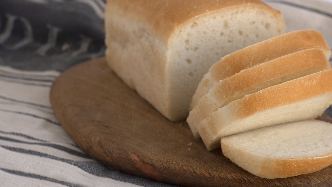 Il tuo pane senza glutine LuisAnna gluten free
