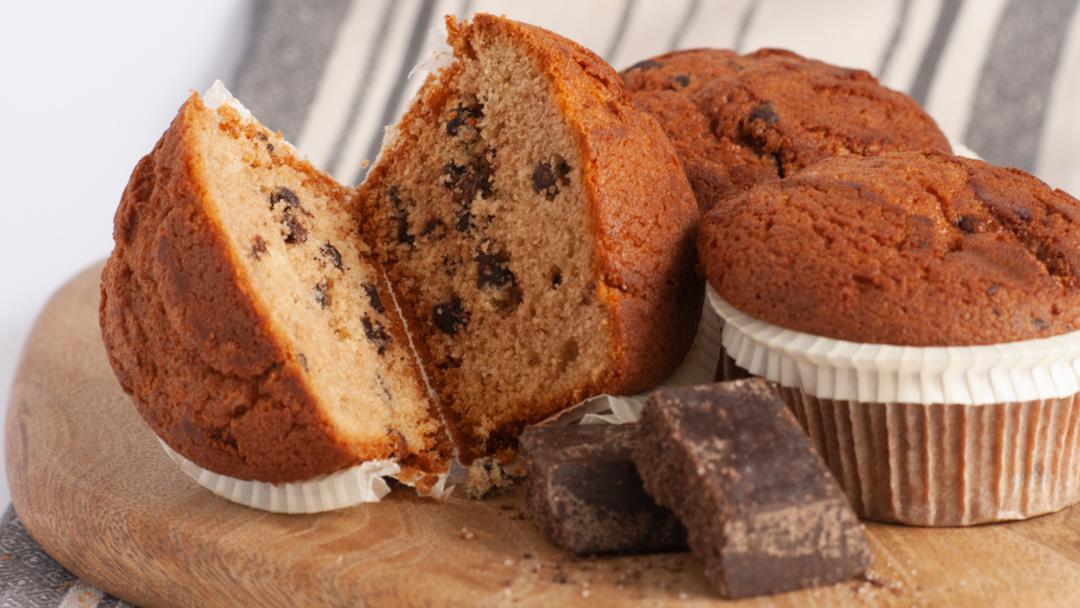 Muffin cioccolato senza glutine LuisAnna gluten free