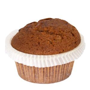 Muffin con confettura di mirtilli