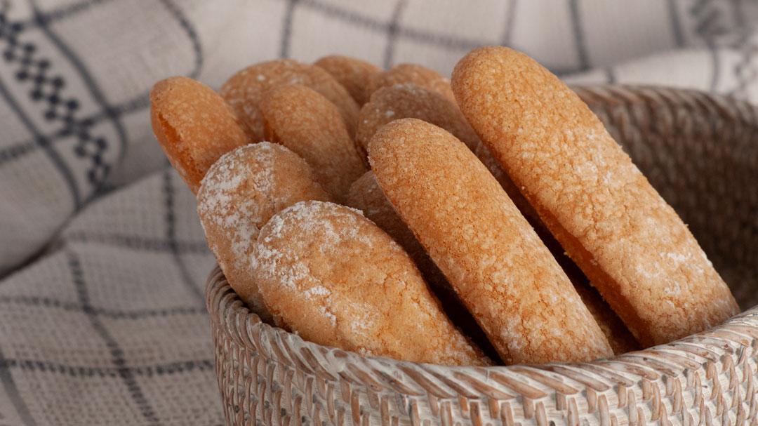 Savoiardi senza glutine LuisAnna gluten free