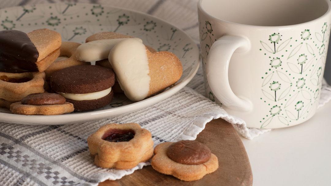 Biscotti assortiti senza glutine LuisAnna gluten free