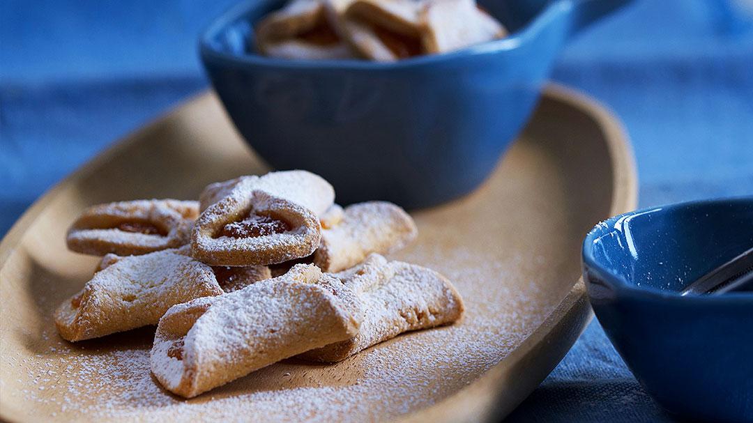 Margherite all'albicocca senza glutine LuisAnna gluten free